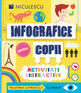 Infografice pentru copii. Editura Niculescu